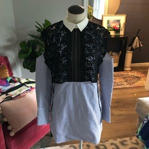 Self Portrait Dress size 6 only worn once